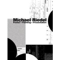 Michael Riedel迈克尔・里德尔 海报 绘画着色 表达 广告海报设计书