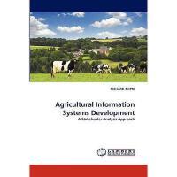 【预订】Agricultural Information Systems Development