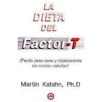 【预订】Dieta del Factor T = The T Factor Diet