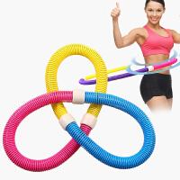 弹簧呼啦圈软性弹力美腰健身收腹软绳哗呼拉圈