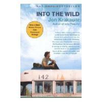 英文原版 荒野生存 Into the Wild