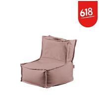 儿童豆袋懒人沙发椅子迷你榻榻米地板卡通布艺小沙发凳XJ