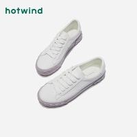 热风女士时尚休闲鞋H14W9130