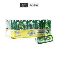 【 网易考拉】Perrier 巴黎水 含气青柠味饮料 330毫升 24罐