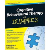 【预订】Cognitive Behavioural Therapy For Dummies 2E