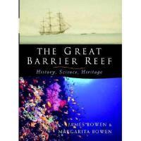 【预订】The Great Barrier Reef: History, Science, Heritage Y9780