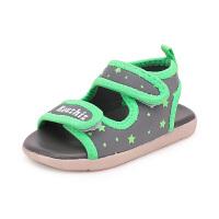 宝宝鞋子男夏季幼儿透气凉鞋新款婴儿女童学步鞋