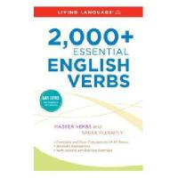 【预订】2,000+ Essential English Verbs