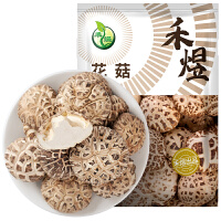 禾煜 花菇 300g/袋 纯天然 菌菇干货  柔嫩味香 营养足
