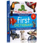 麦克米伦儿童英文图解字典词典英文原版 儿童英文字典词典 插图MacMillan First Dictionary英文
