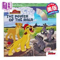 【中商原版】独立阅读故事:狮子王2(配CD)The Lion Guard 迪士尼 独立阅读系列 儿童阅读 亲子绘本 故事