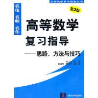 高等数学复习指导――思路、方法与技巧(第2版)(大学数学复习指导丛书)