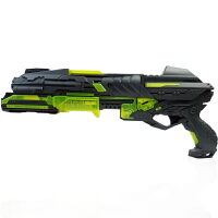 异次元战神儿童手动玩具枪软弹枪来福枪礼物发射器