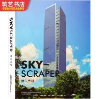 摩天大楼 世界高层建筑设计图析 超高层 大型综合体建筑设计书籍