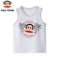 PMU1823039大嘴猴(paul frank)儿童吊带内衣夏季薄款打底小背心
