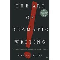 【预订】Art of Dramatic Writing: Its Basis in the Creative