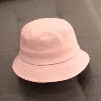 �和�帽子春秋季0-1�q2男童�O夫帽3������小孩6女童潮�n版4秋款5
