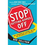 【正版直发】Stop Getting Ripped Off Bob Sullivan(鲍伯・沙利文) 97803455