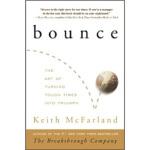 【正版直发】Bounce Keith McFarland(基思・麦卡洛) 9780307588173 Crown Bu