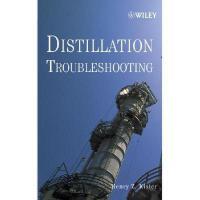 【预订】Distillation Troubleshooting