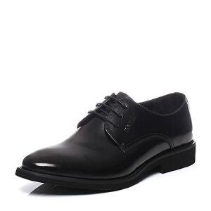 Teenmix/天美意春季专柜同款牛皮男单鞋1VK0TAM6