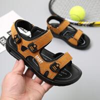 童鞋男童凉鞋新款夏季大童沙滩鞋青少年凉鞋