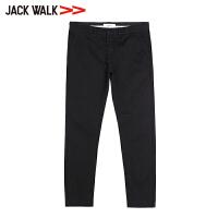 JACK WALK2018秋季 青年弹力休闲裤 男士休闲长裤杰克沃克