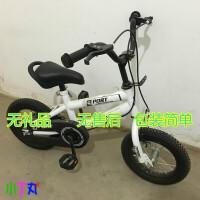新款儿童自行车6-3岁女男孩子车子4-5岁16寸学生车12寸童车脚踏车