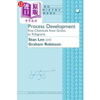 【中商海外直订】Process Development: Fine Chemicals from Grams to K