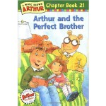 Arthur and the Perfect Brother(Chapter Book 21)亚瑟小子的好兄弟 ISBN 9780316122269