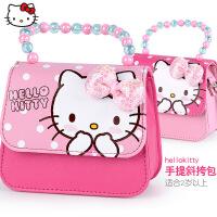 迪士尼Hello Kitty儿童斜挎包公主手提礼物宝宝女童迷你