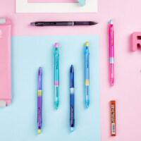 日本PILOT百乐 HFST20R 炫彩摇摇铅 自动铅笔 0.5mm 送铅芯