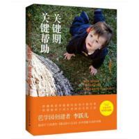 关键期关键帮助 儿童教育李跃儿作品 小巫、胡萍家庭教育书籍 关于爱、关于教育的经典之作捕捉儿童敏感期
