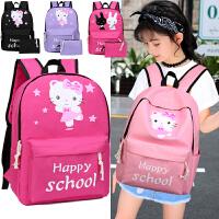 6-12周岁双肩背包韩版儿童书包小学生女生1-3-5-4-6三六年级女孩