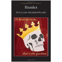 【现货】英文原版 Hamlet 哈姆雷特 莎士比亚经典名著 平装注释版 多封皮版本,新旧版本*发!