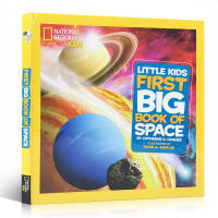 英文原版 美国国家地理National Geographic Little Kids First Big Book o