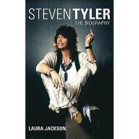 【预订】Steven Tyler: The Biography