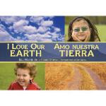 【预订】I Love Our Earth/Amo Nuestra Tierra