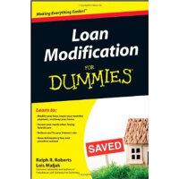 Loan Modification For Dummies 贷款修改