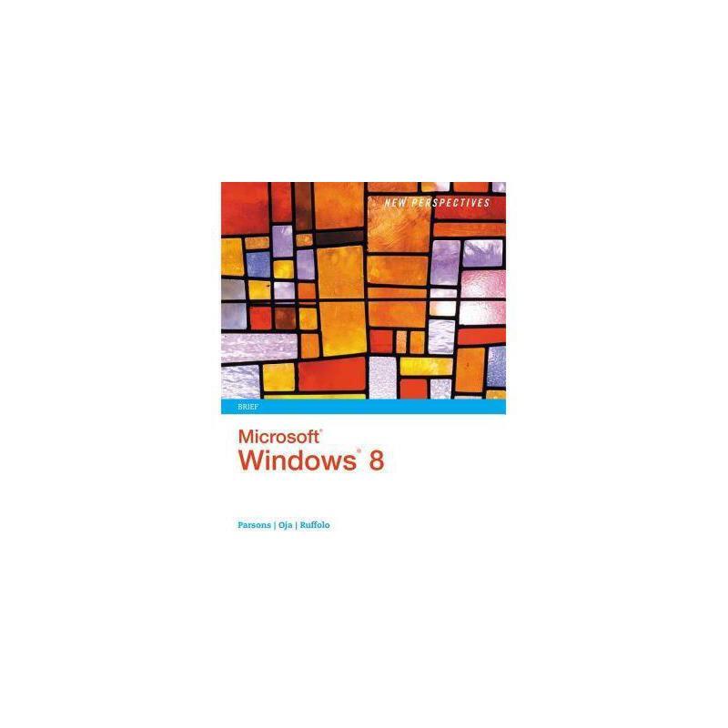 【预订】New Perspectives on Microsoft Windows 8, Brief 美国库房发货,通常付款后3-5周到货!