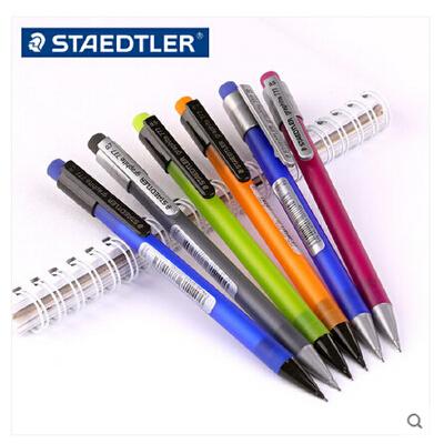 德国STAEDTLER施德楼 777自动铅笔 0.5 0.7mm 学生活动铅笔 学生写字 绘图片 自动铅笔