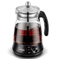 煮茶器黑茶普洱玻璃电热水壶蒸茶壶全自动蒸汽式电煮茶壶套装