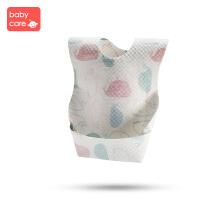小方巾小孩防水围兜便携饭兜婴儿口水巾 一次性围兜柔软
