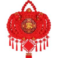 中国结挂件客厅壁挂玄关福字家居挂饰