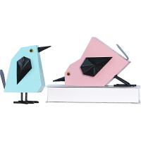 动物小鸟摆件简约现代家居客厅卧室房间软装饰品小摆设