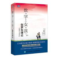 数学女孩5 伽罗瓦理论 日本数学会强力推荐好玩迷人的数学科普书 看青春小说学硬核数学 原版全系列累计销量突破52万册