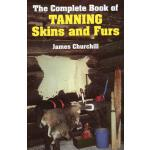 【预订】The Complete Book of Tanning Skins and Furs