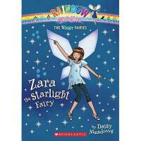 【预订】Night Fairies #3: Zara the Starlight Fairy: A