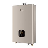 美的燃气热水器天然气10升/12升/16升家用恒温洗澡防冻电辅防冻JSQ20-10HC2 (10升)JSQ20-10H