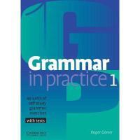 【预订】Grammar in Practice 1